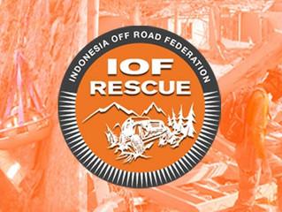 """IOF mengadakan """"Disaster Rescue Volunteer Training"""""""