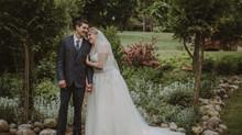Alyssa & Brice | Intimate Wedding in a Secret Garden