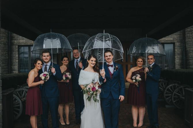 Pamela & Taylor | A Hogwarts Wedding