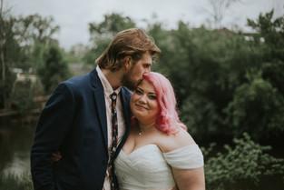 Myra & Alec | Summer Wedding in the Park