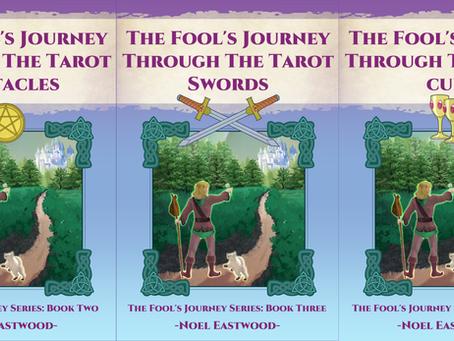 The Fool's Journey Through The Tarot series