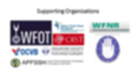 WCPSS2020 Supporting Organisations Jan 2
