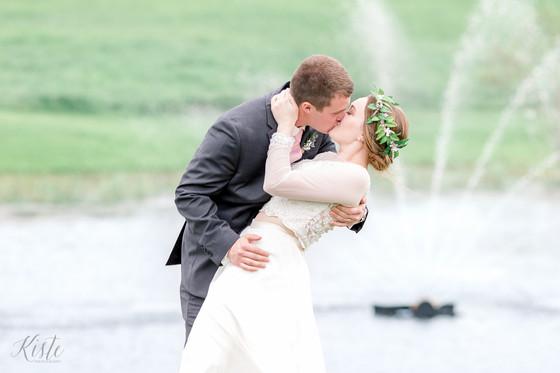 Megan & David's Wedding