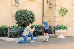 Epcot Proposal | Noah & Mackenzie