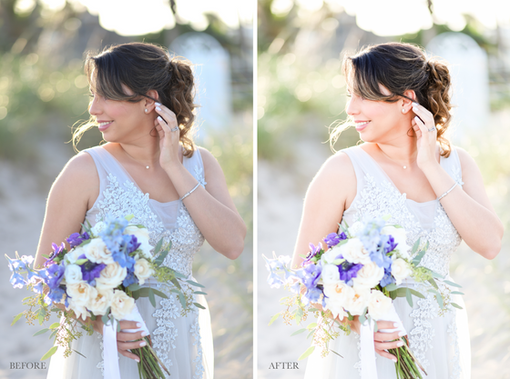 Free Light & Airy Presets for Photographers