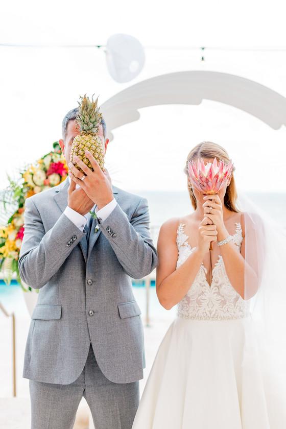 Tropical Ft. Lauderdale Wedding | Ashley & Arnaldo
