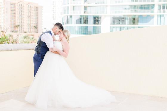 Miami Rooftop Wedding | Nicole & Andrew