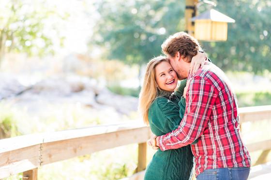 Wilderness Lodge Engagement | Jessie & Josh