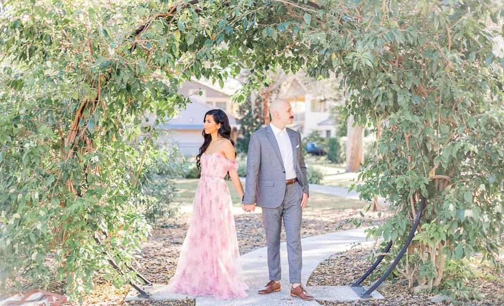 Casa Feliz Engagement