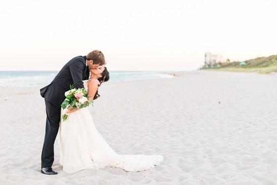 Red Reef Park Wedding | Jimena & Joe