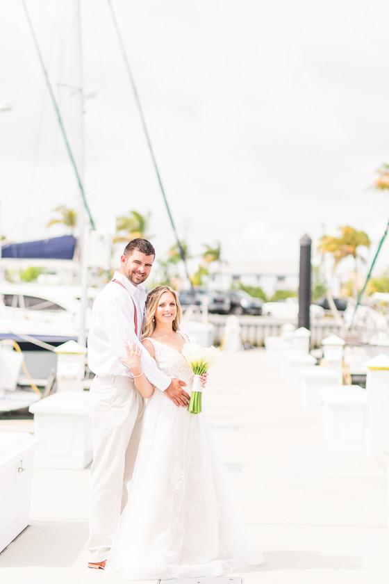 Key West Wedding | Taylor & Zack
