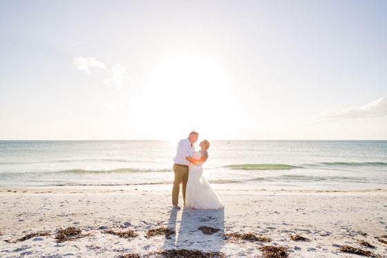 West Coast Beach Wedding |Cheyenne & Ben