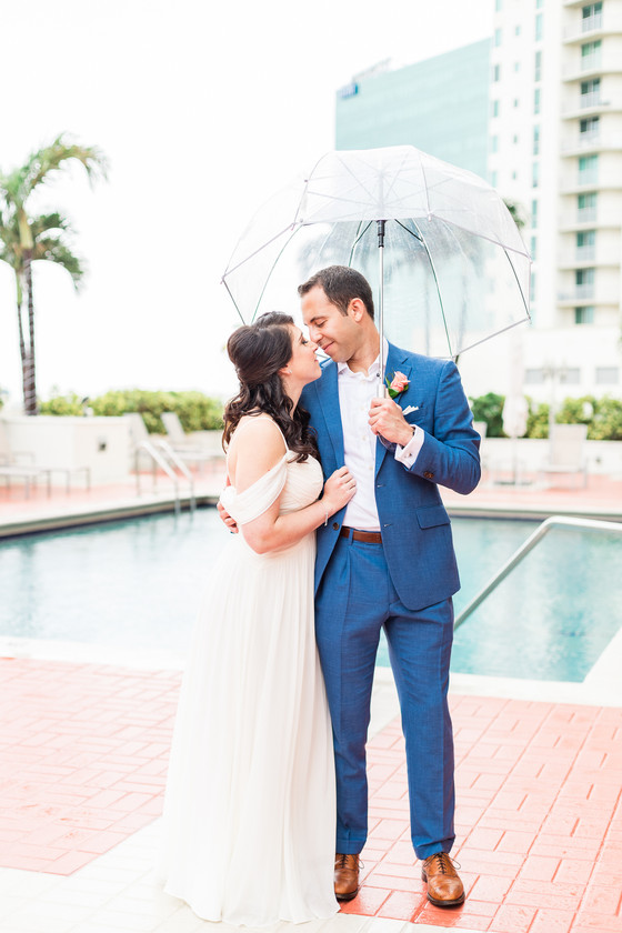 Miami Destination Wedding   Candice & Alex