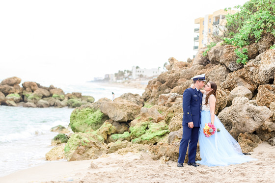 Florida Coastal Wedding | Miranda & Sean