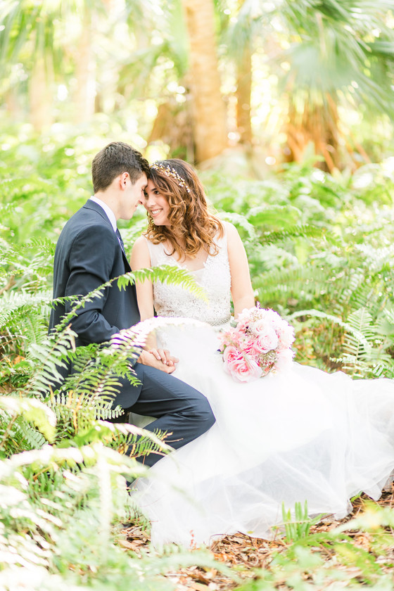 Delray Nature Wedding | Gigi & Jose
