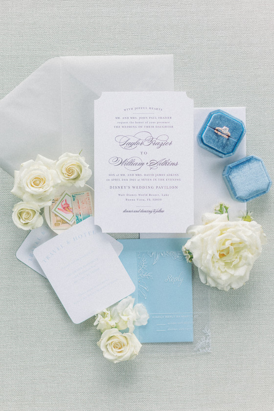 Wedding Invitation & Card Design