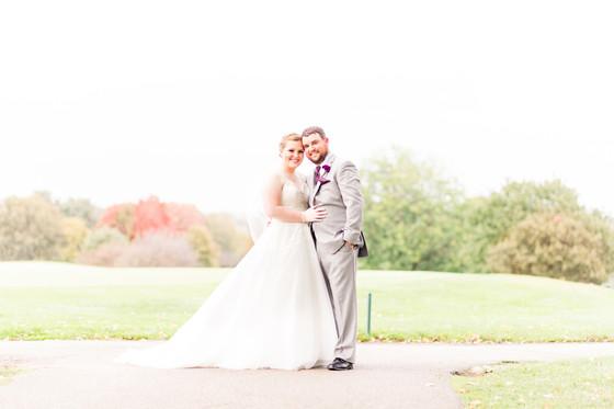 Fall Michigan Wedding | Rebecca & Aaron