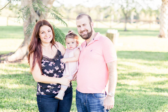 Family Holiday Session | Davie, Fl