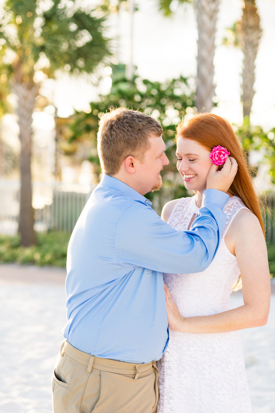 Grand Floridian Engagement | Sara & Kevin