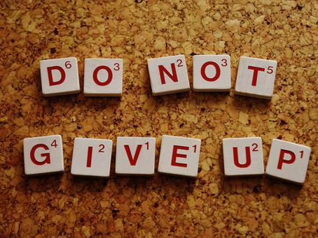 Kako ostati dosljedan i zadržati motivaciju?