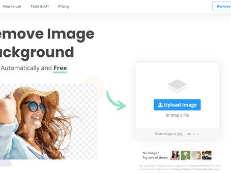 Napravi transparentnu pozadinu na bilo kojoj fotografiji uz removebg