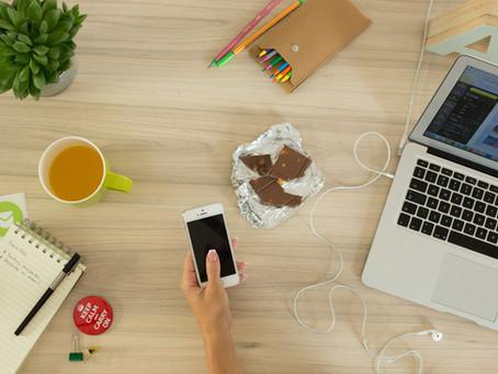 Kako održati pravilnu prehranu u radu od kuće?