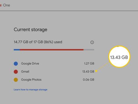 Kako najbolje osloboditi prostor na Gmailu?