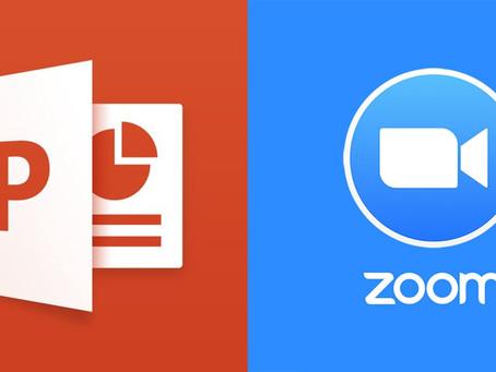 Kako podijeliti pozadinu na Zoom-u?