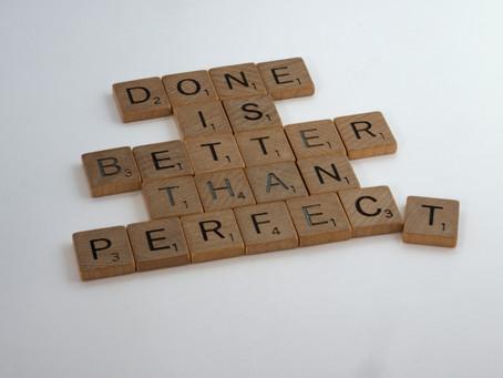 Perfekcionizam VS ambicioznost