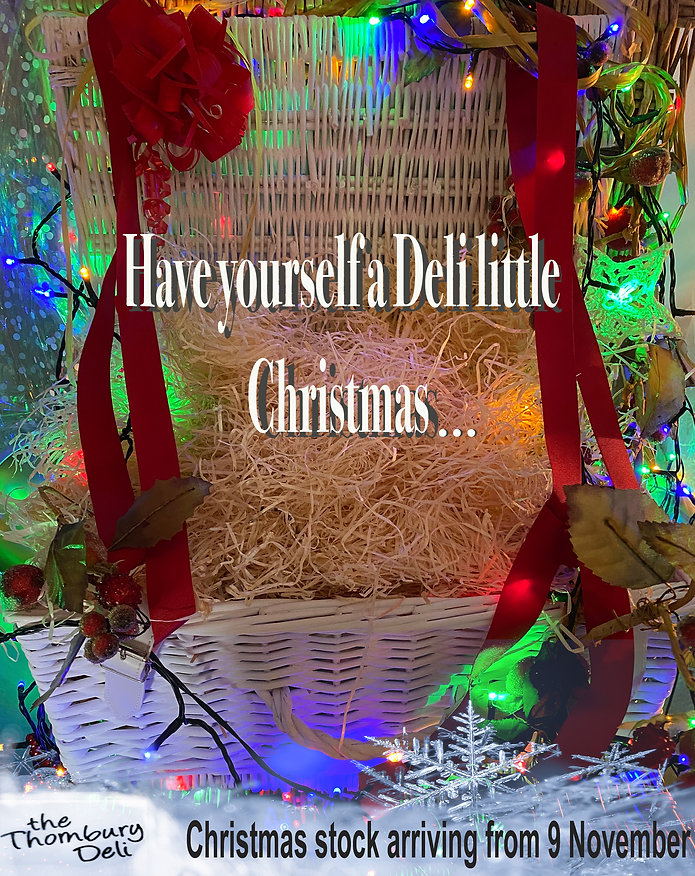 have yourself a deli little christmas .j