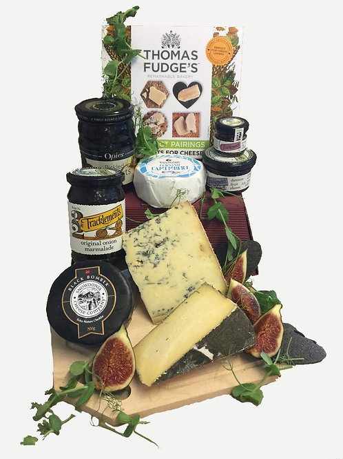 The Thornbury Deli Cheese Hamper