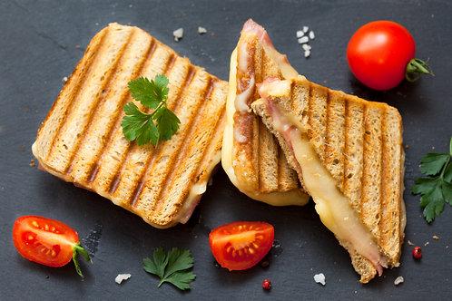Cheese & Onion Toastie