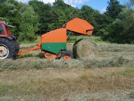 Produzione Foraggi per i nostri allevamenti