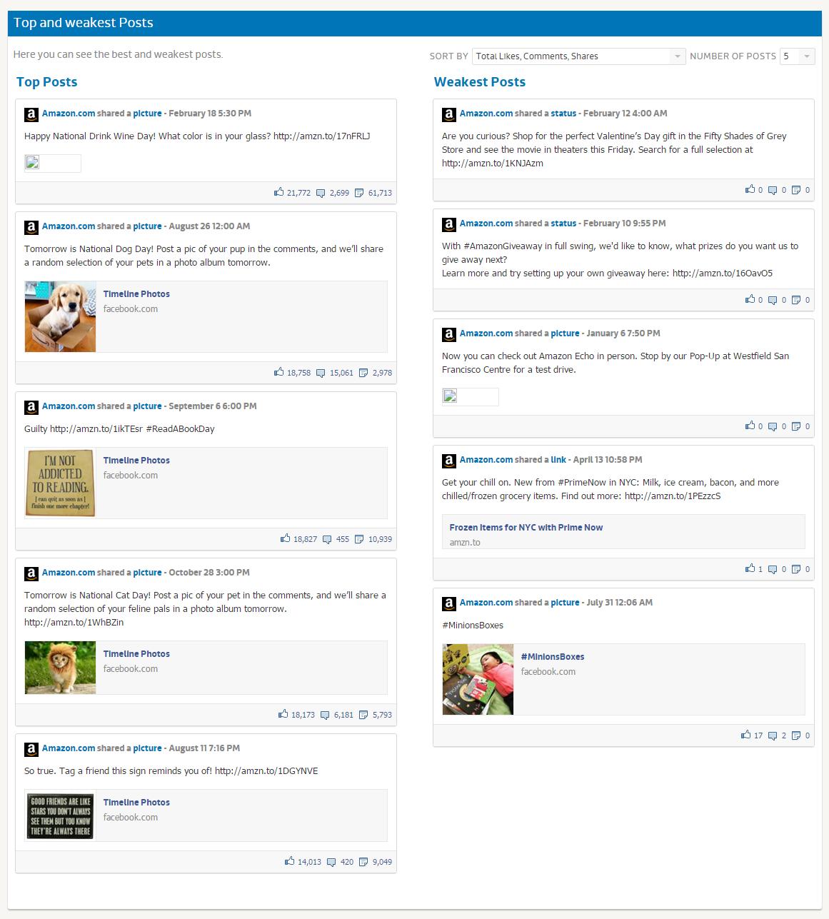 Media Research - Amazon on FB (3)