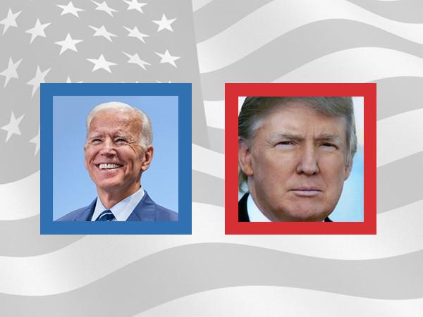 Медиаисследование - Выборы в США 2020