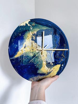 'Indigo Velvet' 30cm commission