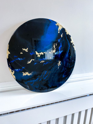 Midnight Blue - this piece is for sale on the 'Shop' page