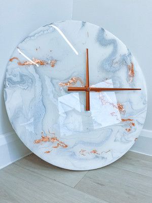 Beverley Hills 50cm clock commission