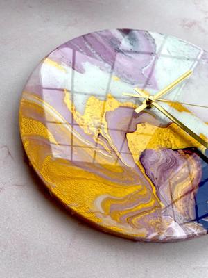 Summertime Magic Clock