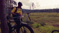 Fatbike tour in Yllas