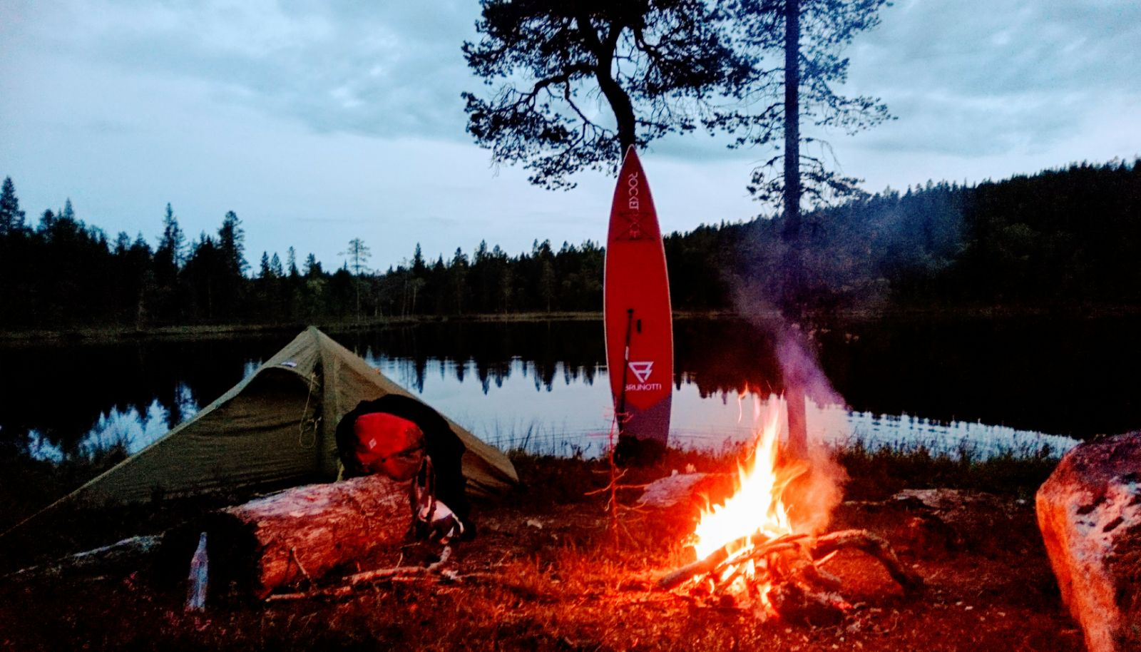 Wild Adventure in Ivalo Lapland