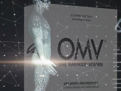 OMV One Manhood Vitamin®