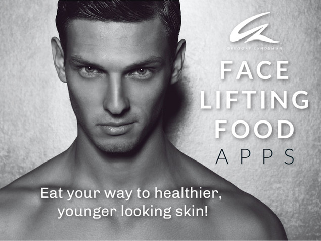 FACE LIFTING FOOD APPS
