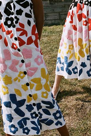 Mara Hoffman jardin embroidery