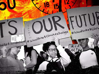 SHOULD WE TAKE PERSONAL RESPONSIBILITY FOR THE CLIMATE CRISIS?