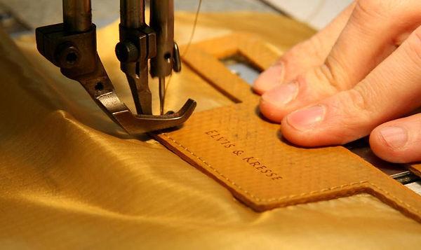 Elvis and Kresse luxury sustainable bags
