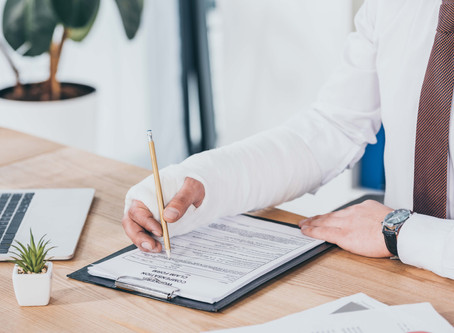 How to file an injury claim against a city in California