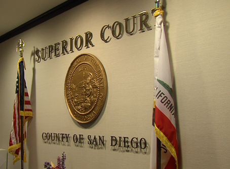 How does the COVID-19 outbreak affect the personal injury statute of limitations in San Diego?