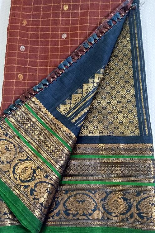 Pure Silk Gadwal