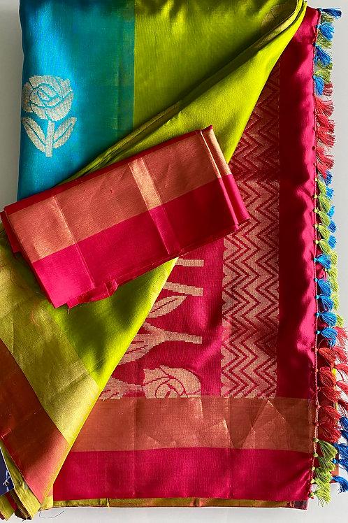 Pure Kanchi Soft Silk